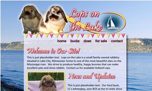 Lops on the Lake- Click to Visit