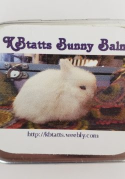bunny balm salve